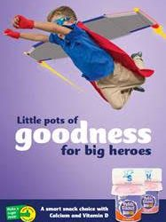 Petits Filous unveils new Goodness campaign