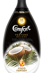 Comfort adds Perfume Deluxe Coco Fantasy fragrance