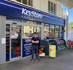 Davidsons of Penrith relaunches as north of England's first KeyStore More forecourt
