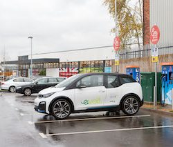 UK Electric Vehicle boom sets challenge for real estate firms, Knight Frank reports