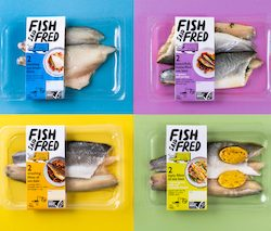 New England Seafood International brand, Fish Said Fred, launches on Ocado