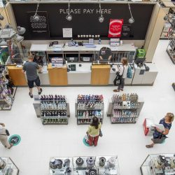 John Lewis reopens doors and welcomes customers back to Kingston and Poole shops