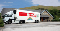 Spar drives rainbows of hope across the north