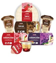 Spar adds six new lines to own label chilled dessert range