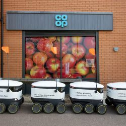 Co-op expands robot roll-out