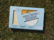 Butlers Farmhouse Cheeses launches The Perfect British Cheeseboard