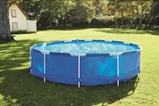 Lidl is selling 12ft swimming pool for less than £100