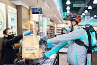 Holland & Barrett launches Deliveroo partnership that sees CBD oil, baking ingredients and snail gel delivered in 30 mins