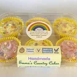 Central England Co-op teams up with independent producer to stock cupcakes supporting the NHS