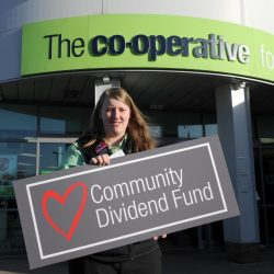 Co-op fund awards £31,000 to 22 groups to ensure vital work impacted by COVID-19 continues