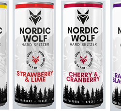 Aldi launches Nordic Wolf – the supermarket's first Seltzer