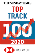 Menzies Distribution named one of UK's top-performing private companies in The Sunday Times Top Track 100