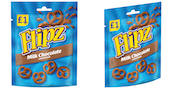 Pladis launches Flipz Milk Chocolate in price-marked pack