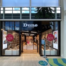 High heels are not dead, they are just having a rest, says Dune London