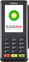 EDGEPoS rollout on new BP payment and loyalty terminals