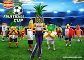 Del Monte Europe launches digital Fruitball Cup to deliver the passion of football this summer