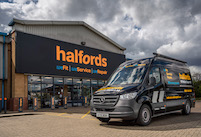 Halfords deploys Descartes last mile delivery solution for dynamic delivery appointment pricing in mobile service business