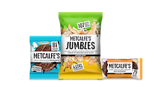 Metcalfe's rejuvenates feel good snacking brand