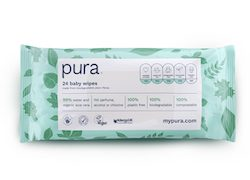 Top new product: Pura, the start-up disrupting the baby care market with new eco-friendly baby wipes