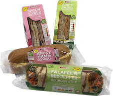 Spar wholesaler revamps own brand sandwich range