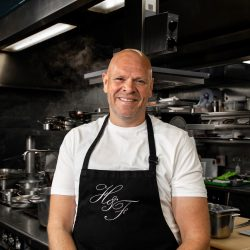 Bar-Be-Quick sponsors Tom Kerridge Barbecues for Food Network