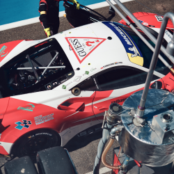 GUESS sponsors the Kessel team for 2020 championship motorsport racing season