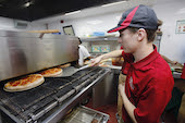 Leading pizza franchise, Papa John's, opens three new stores for contactless delivery