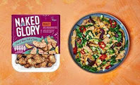 Meat-Free Brand Naked Glory partners with Gousto
