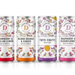 Didsbury Gin adds ready to drink format to range