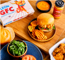 LEON  launches gluten-free chicken nuggets exclusively in Sainsbury's