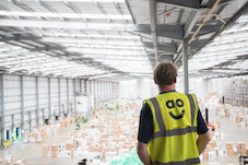 AO expands with new warehouse and huge recruitment drive