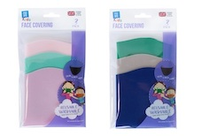 Co-op launches kids face covering range