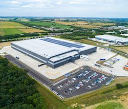 Lidl begins operations at its new £70m distribution centre in Peterborough