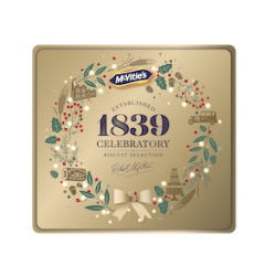 Pladis urges retailers to unwrap seasonal sales with McVitie's 2020 Christmas range