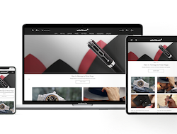Montblanc and YOOX NET-A-PORTER GROUP announce new digital partnership
