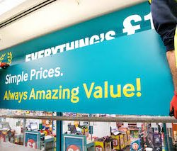"Poundland to open five new stores on ""Super Saturday"""