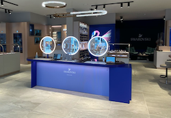Swarovski redefines retail in jewellery space with new Crystal Studio concept