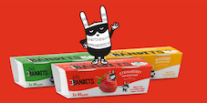 Little Bandits' coconut-based yogurts launch into Asda stores