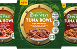 John West introduces tuna meatballs in category first