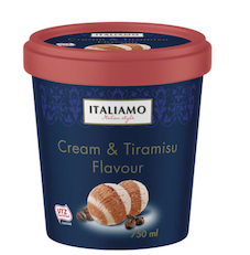 Lidl launches range of Ice Creams inspired by boozy Italian desserts