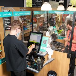 Co-op launches self-scan till trial in effort to offer customers best shopping experience