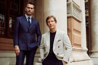 Tailor Thom Sweeney confirms opening of new townhouse in Mayfair