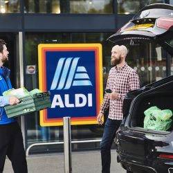 Aldi to extend click-and-collect trial to more than 200 more stores before Christmas
