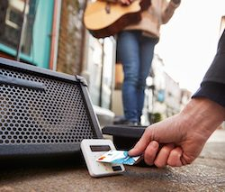 UK card maker, allpay, and Denmark's Blocser confirm contract for fast-growing UK gig economy