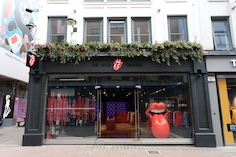 Rolling Stones to open world-first flagship store on Carnaby Street, London