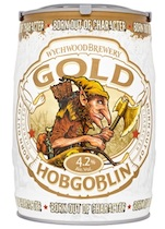 Lidl to launch keg of Golden Hobgoblin Beer