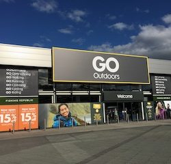 GO Outdoors opens new Stoke megastore