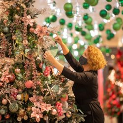 John Lewis & Partners launches Christmas Shop  featuring a virtual shop tour for those shopping from home this year
