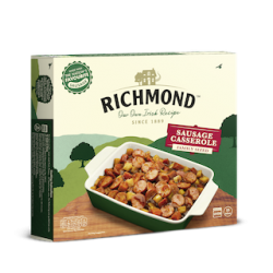 Richmond launches new Frozen Ready Meals