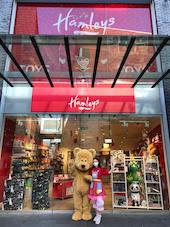 Hamleys launches latest in-store retail concept at Liverpool ONE